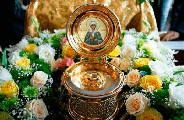 Мощи святой Матроны вновь привезут в Хабаровск