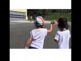 Филипп Киркоров: дети Мартин и Алла-Виктория встречают папу на вертолете и разбирают подарки