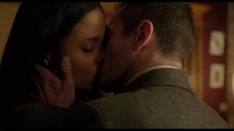 полиция чикаго 1х13(2) поцелуй(Ian Bohen)