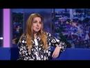 Интервью Марины Табри для канала ETV