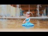 Водные игрушки - микс - балерина и лягушка