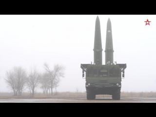 Новые комплексы «Искандер-М» переданы в войска