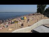 DSC_8588 Самара набережная и городской пляж