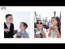 [RUS SUB] Maddie Ziegler, Jacob Tremblay & Jaeden Lieberher Recreate Their Instagram Posts ¦ Teen Vogue