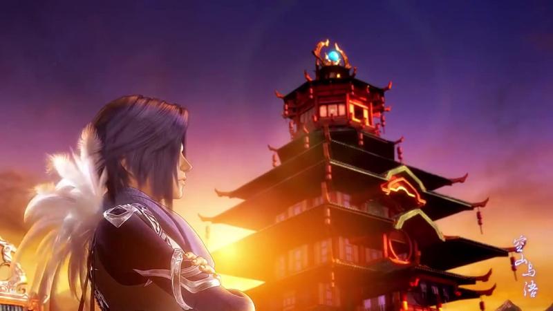 Qin's Moon_Birdsong in Hollow Valley_1