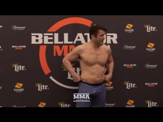 #Bellator192 weigh-in results: Chael Sonnen at 222