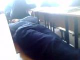 Уснул на паре