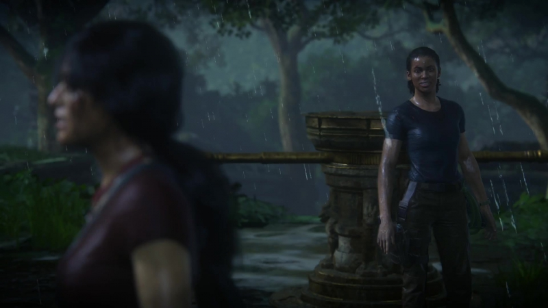 Релизный трейлер «Uncharted: The Lost Legacy». 2017.