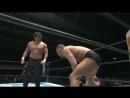 Hirooki Goto, YOSHI-HASHI vs. Michael Elgin, Tomoyuki Oka (NJPW - New Japan Cup 2018 - Day 4)