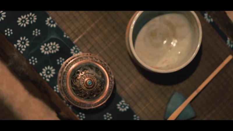Заваривание японского чая