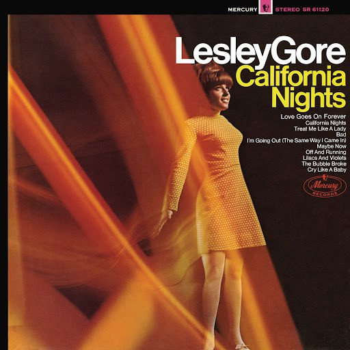 Lesley Gore альбом California Nights