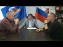 Вова Парасюк вместе с агентурой Кремля Алексеем Цыбко