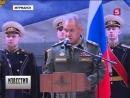 Министр Обороны побывал в Нахимовском военно морском училище
