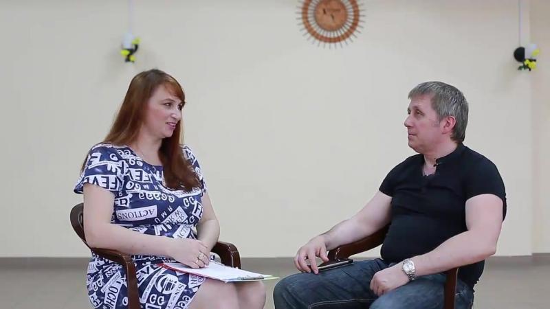 Счастье в ритме танго - интервью с Сергеем Захаровым