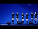 180223 여자친구 (GFRIEND) 핑 (Crush) [전체] 직캠 Fancam (평창 동계올림픽 헤드라이너쇼 ) by Mera