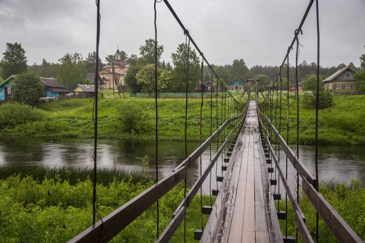 дня фото моста в лухе городецкий или лыковский создании маникюра френчем