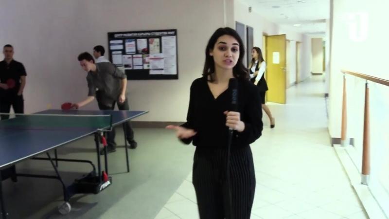 Видеоэкскурсия по зданию Московского Международного Университета на Ленинградке (1)