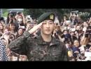 170712 Демобилизация Ынхёка Naver