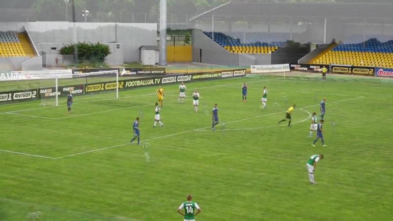 Обзор матча. Александрия - Кремень - 2:0