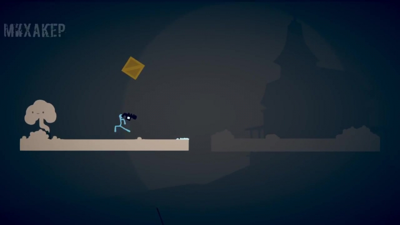 [Михакер] INVISIBLE MAN AND MAGIC BOXES - STICK FIGHT THE GAME