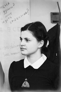 Maria Shorikova