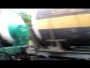 Электровозы ВЛ10У-082 и ВЛ10У-502 с грузовым поездом