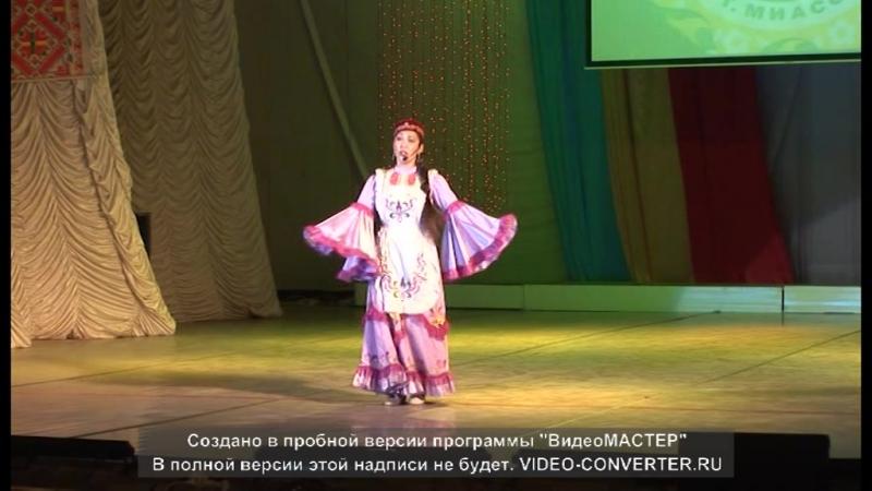 Альфия Саитова Эх, Гармуннар уйнай белсам 01