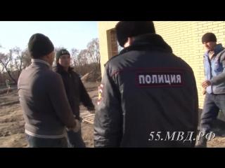 Полицейские выявили мигранта, который незаконно находился на территории РФ