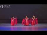 Детский танец живота , группа 8-12 лет, танец: Межансе