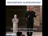 Mark Gungor - Мужской мозг VS Женский мозг