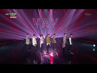 뮤직뱅크 Music Bank - She's Mine - VAV.20171110