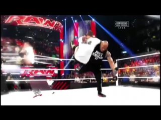 Promo The Rock vs CM Punk - Royal Rumble - Clement Marfo