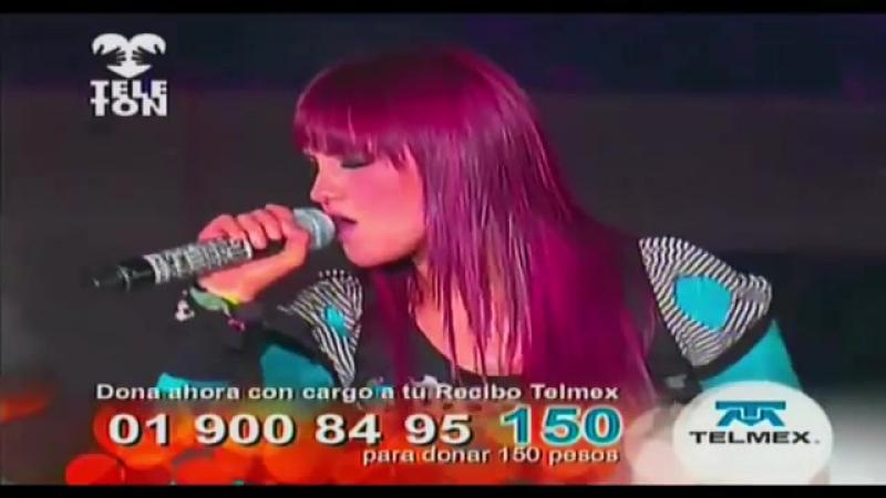 RBD - No Pares (Teleton 2006)