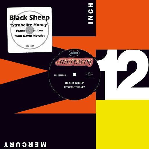 Black Sheep альбом Strobelite Honey