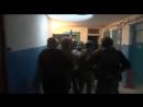 Штурм квартиры в Севастополе ОМОН Беркут