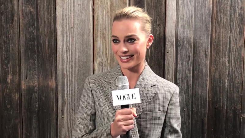 ↳ Entrevista para a Vogue durante o desfile da Calvin Klein em Nova York (13.O2.2O18) ― JGBR