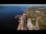 10 башенных кранов Liebherr строят самое высокое здание в Европе – ЛАХТА-ЦЕНТР в Санкт-Петербурге