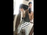 Bill Kaulitz Instagram Stories (22.01.2018): Сборы в Палм-Спрингс выглядят вот так