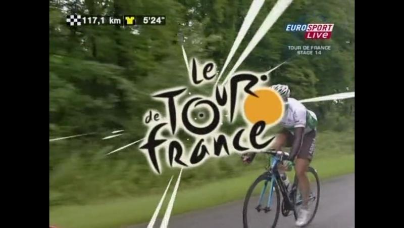 Tour de France 2009 14th Stage 18.07 Colmar-Besançon 01