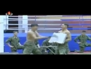 безумно жесткая тренировка спецназа КНДР