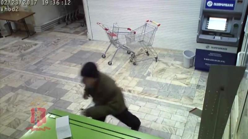 В Красноярском крае пенсионер МВД задержал подозреваемого в совершении грабежа