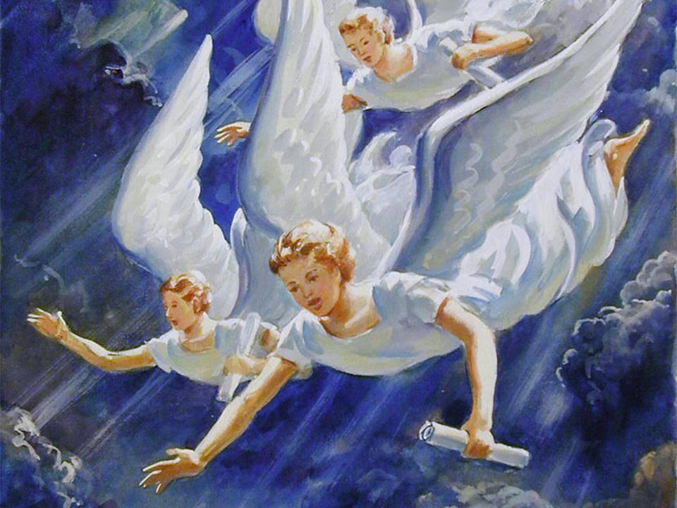 Вызов Ангела-Исполнителя Sp4AzOyCkC0