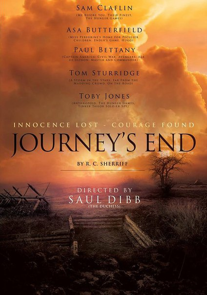 a critical evaluation on journeys end a play by rc sherriff