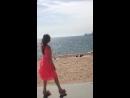 Гуляю по набережной Эйлата берег красного моря