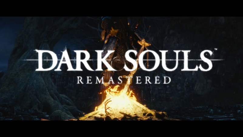 Dark Souls Remastered Announcement Trailer   Switch, PS4, X1, PC