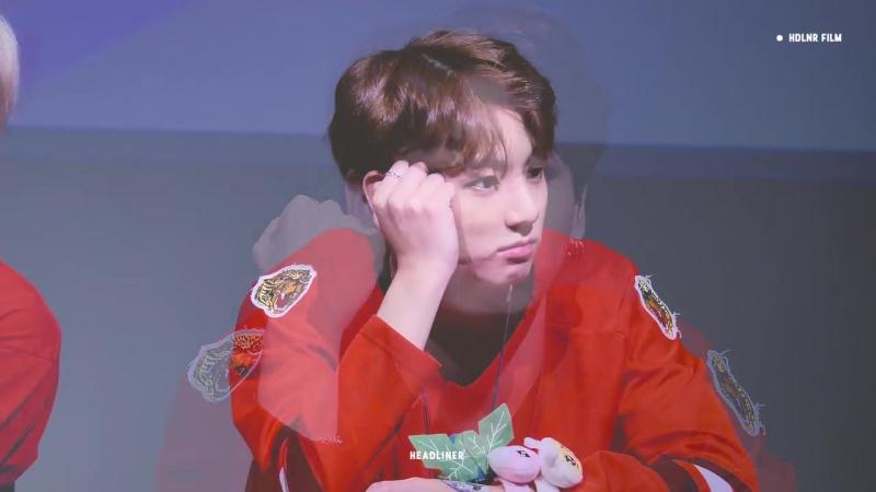 170930 LOVE YOURSELF 팬싸인회 내가 수시로 전정국 얼굴 감상하려고 만든 영상 _ 정국 직캠 JUNGKOOK FOCUS