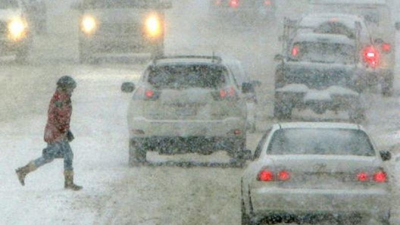 Ростовский гидрометцентр прогнозирует в Таганроге и области метель, туман и гололед