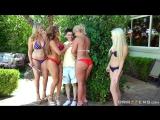 Секс юнца и трех зрелых мамаш милф Julia Ann, Phoenix Marie, Richelle Ryan
