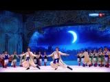 ГААНТ им. Игоря Моисеева. Украинский танец
