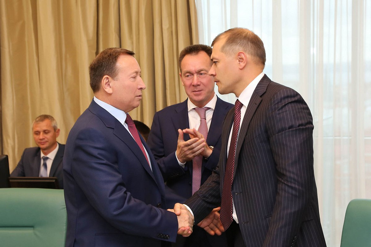 Бусыгин покинет пост руководителя совета начальников «Нижнекамскнефтехима»